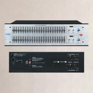 DN360 Graphic Equalizer